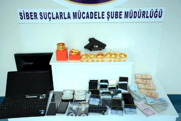 Adana merkezli yasa dışı bahis operasyonu: 38 gözaltı kararı (3)