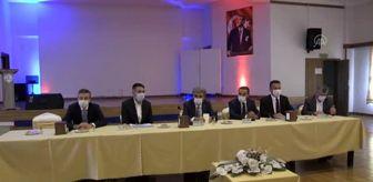 Çayeli: AK Parti Genel Başkan Yardımcısı Hayati Yazıcı'dan 'çoklu baro düzenlemesi' açıklaması