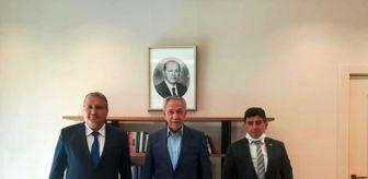 Mehmet Çerçi: Başkan Çerçi'den Ankara çıkarması