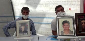 Diyarbakır: HDP önündeki ailelerin evlat nöbeti 312'nci gününde