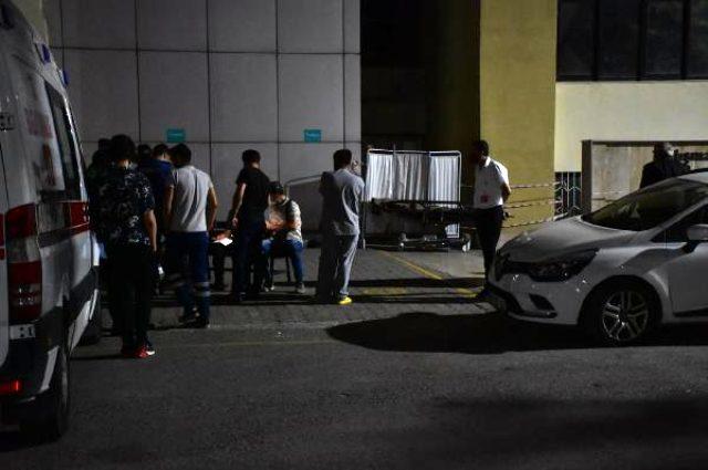 Kanser hastası, kaldığı hastanede 6. kattan atlayarak intihar etti
