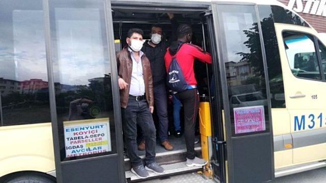Sağlık Bakanı Koca'dan minibüs kooperatiflerine çağrı: Söz istiyoruz, dolmuşlar fazla yolcu almayacak