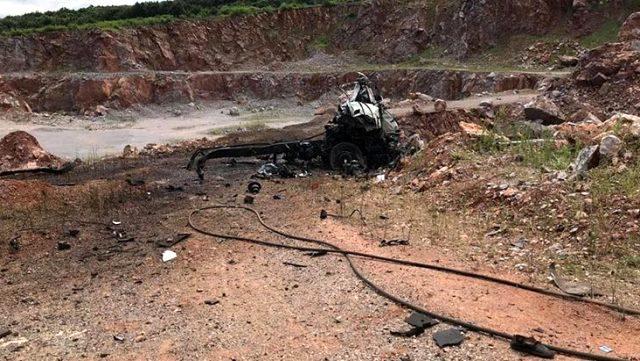 Sakarya'da dün meydana gelen patlamada ihmal var mı? Jandarma iddiaları yalanladı