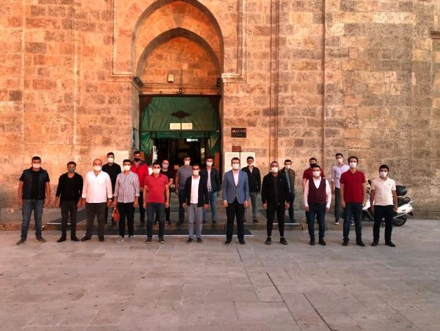 Son dakika haberleri | Ayasofya kararı için şükür duası