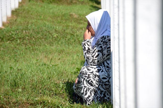 Cumhurbaşkanı Erdoğan'dan Srebrenitsa soykırımı mesajı
