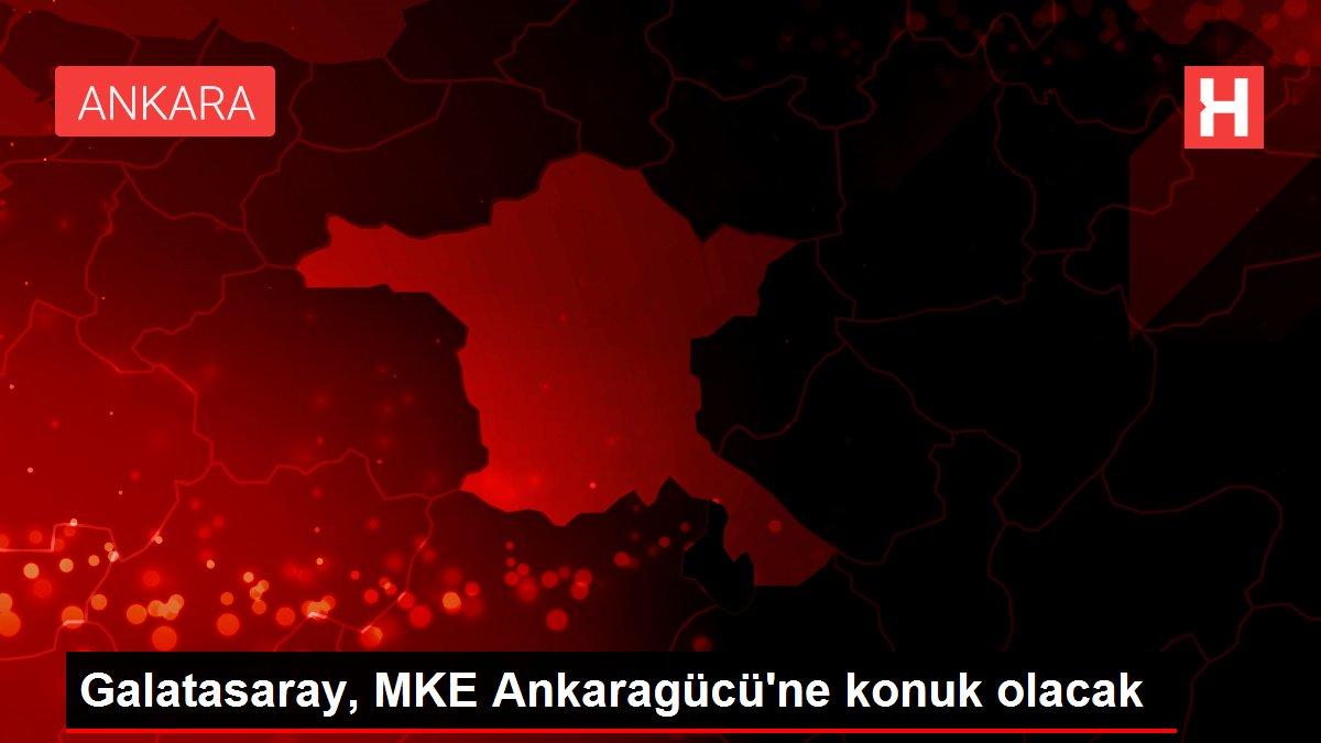 Galatasaray, MKE Ankaragücü'ne konuk olacak