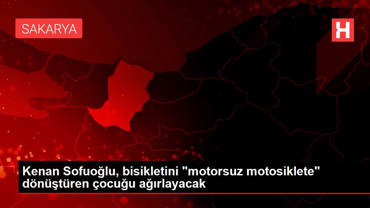 Kenan Sofuoğlu, bisikletini