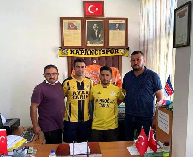 Salihli Kapancıspor transfere hızlı başladı