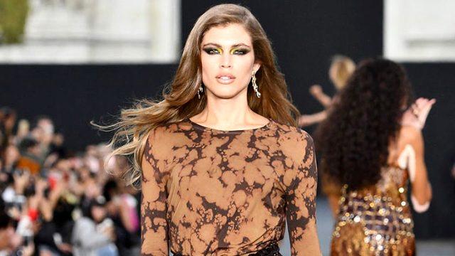 Valentina Sampaio, Sports Illustrated'in mayo sayısında yer alan ilk trans model oldu