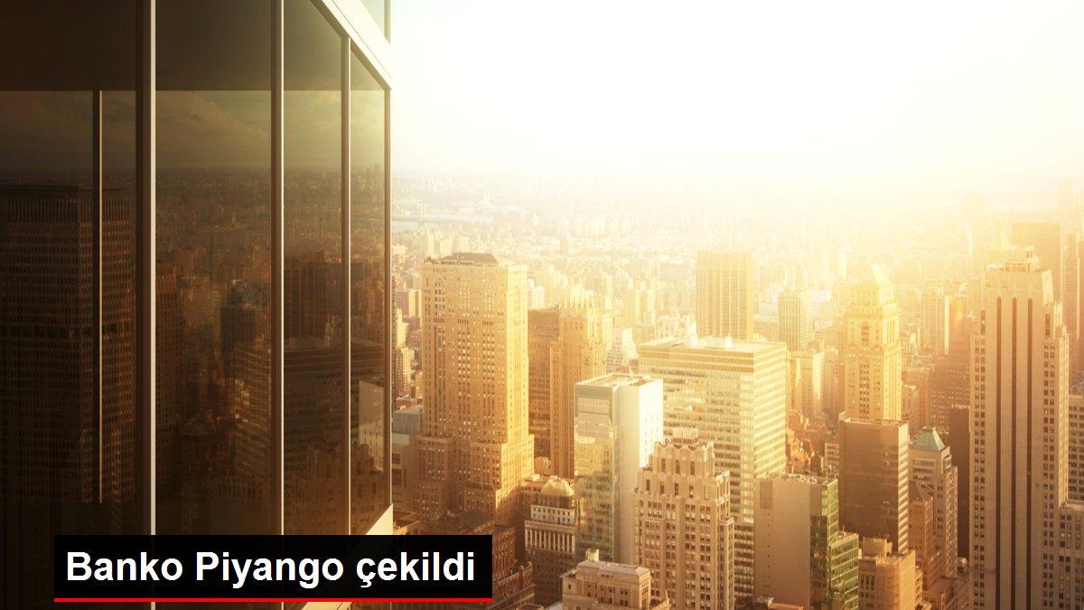 Banko Piyango çekildi