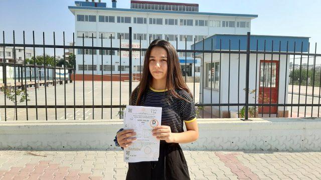 LGS sınavına giren öğrencinin cevap kağıdı kayboldu