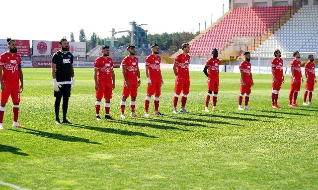TFF 1. Lig: Ümraniyespor: 2 Adana Demirspor: 3