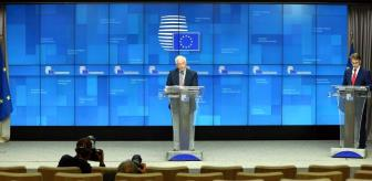 Avrupa Birliği'nden Türkiye'ye tehdit gibi sözler: Yeni yaptırımlar gündeme gelebilir