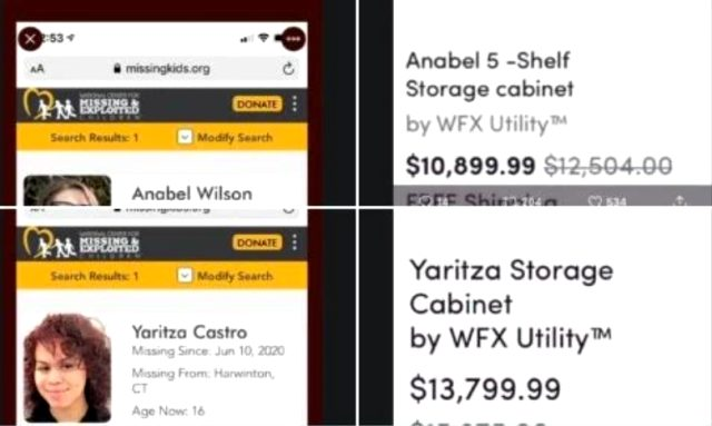 ABD'yi sallayan çocuk ticareti skandalı sonrası Türkiye'deki e-ticaret sitelerindeki fiyatlar kafa karıştırdı