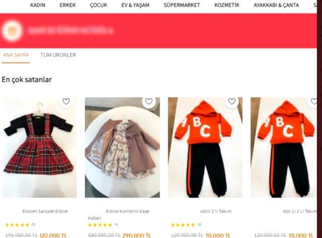 Bu kıyafetlere biçilen değer kafaları karıştırdı: Wayfair'in Türkiye ayağı mı var?