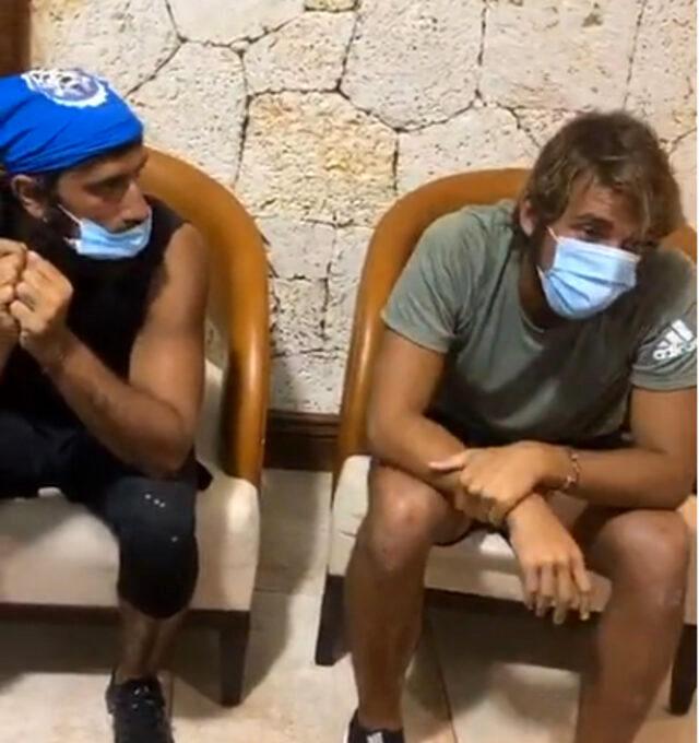 Survivor finalistleri Acun'un jetiyle İstanbul'a geldi