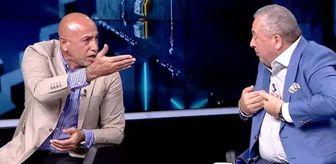 Erdal Aksünger: Muharrem İnce'nin ardından Erdal Aksünger de Haber Global canlı yayınını terk etti