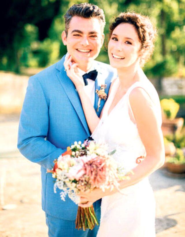 Oyuncu Murat Eken, 4 yıllık evliliğini sessiz sedasız tek celsede bitirdi