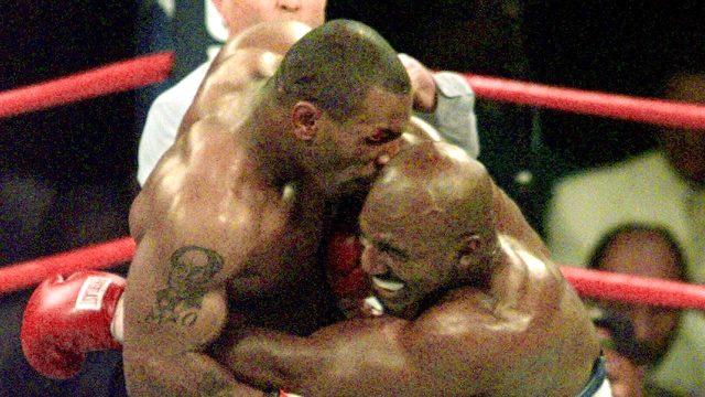 Ringlere geri dönen efsane boksör Mike Tyson, yoğun çalışmayla 31 kilo verdi