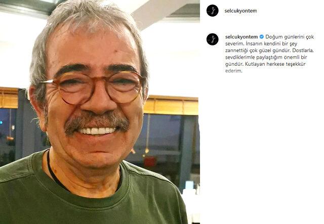 Sarmaş dolaş pozuyla Selçuk Yöntem'in doğum gününü kutlayan Tuvana Türkay, paylaşımını sildi