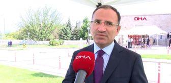 Halil Özyolcu: Son dakika haberi: ANKARA AK Parti'li Bozdağ: 'Sığınağa inersek vatandaş meydana çıkmaz' diye düşündüm