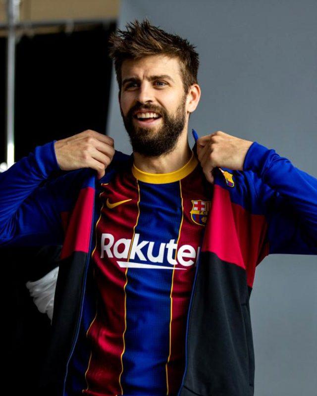 Barcelona'dan ayrılması beklenen Griezmann, forma tanıtımında yer aldı