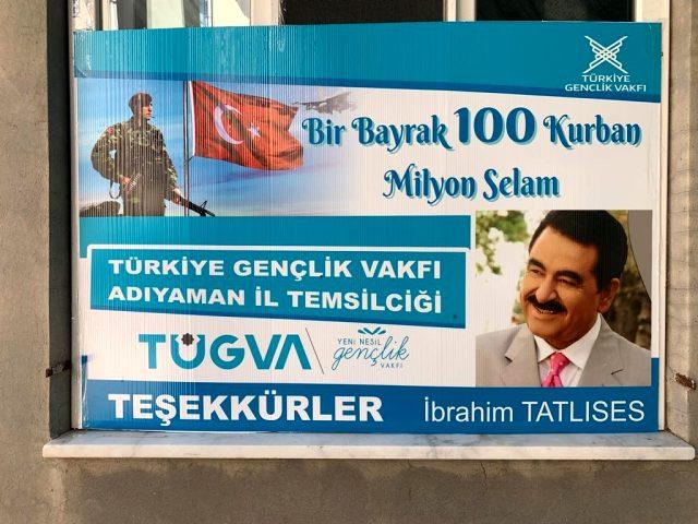 İbrahim Tatlıses, 15 Temmuz Demokrasi şehitleri için 100 kurban kestirdi