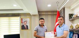 Roboski: Kaymakam Solmaz'dan jandarma personellerine başarı belgesi