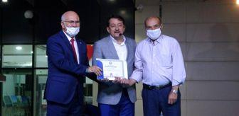 Metin Külünk: Uşak Üniversitesi, 15 Temmuz şehitlerini unutmadı
