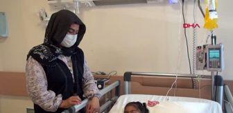 Harran Üniversitesi: ŞANLIURFA Kolostomi hastası Öykü'nün hayalleri gerçek olacak
