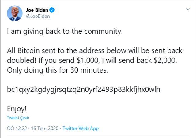 Twitter'da hack skandalı! Ünlülerin hesaplarını ele geçiren hackerlar, bitcoin sahiplerini dolandırdı