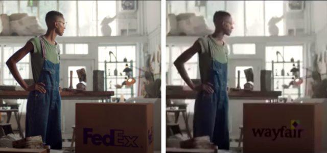 Çocuk ticareti yaptığı iddia edilen Wayfair'in tepki çeken reklam filmi FedEx'in çıktı