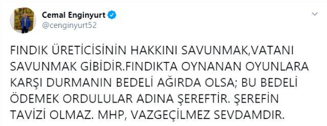 Son Dakika: MHP'li Cemal Enginyurt, kesin ihraç talebiyle disipline sevk edildi