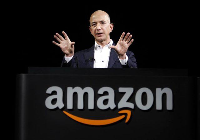 Amazon'un kurucusu Jeff Bezos'un serveti bir günde 13 milyar dolar arttı