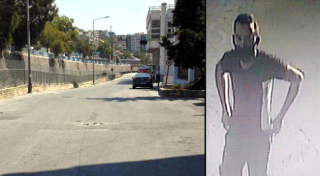 Sokak ortasında talihsiz kadını duvara yaslayarak cinsel saldırıda bulundu