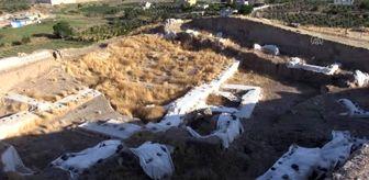 Atilla Engin: Suriye sınırındaki Oylum Höyük'te kazılar yeniden başladı