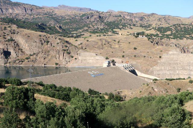200 gündür kayıp olan Gülistan Doku'yu arama çalışmaları kapsamında baraj boşaltılmaya başlandı