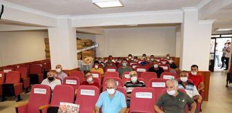 Hayri Türkyılmaz: Kesim elemanları eğitimden geçti