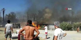 Mehmet Kocadon: Yangına müdahale eden herkes yandı 15 yaralı