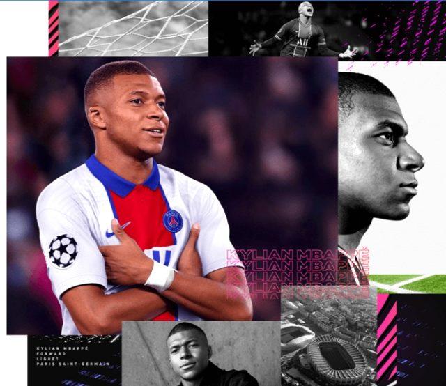 EA Sports'un efsanesi FIFA 21 kapak yüzünü tanıttı! Paris Saint-Germain'in yıldızı yeni kapak yüzü oldu
