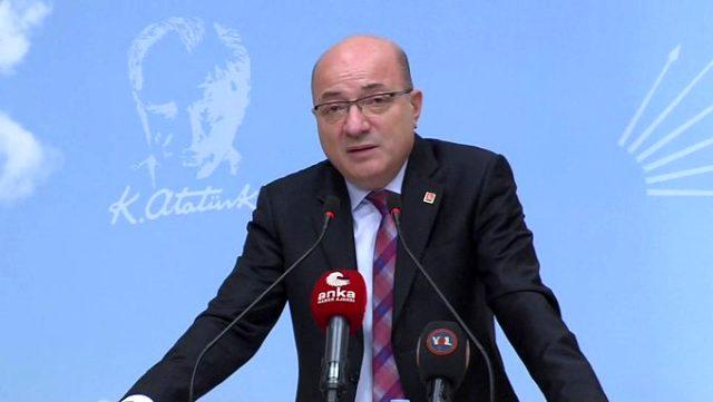 İlhan Cihaner, CHP Genel Başkanlığı için adaylığını resmen açıkladı