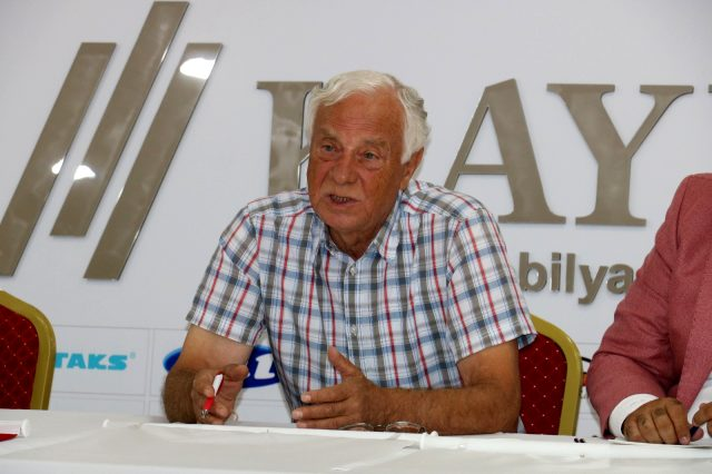 Kayseri Büyükşehir Gazeteciler Cemiyeti basın bayramını kutladı