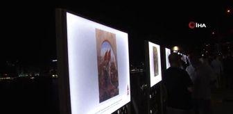 Beyoğlu Belediyesi: Son dakika yerel: Tarihi Galata köprüsü üzerinde Ayasofya sergisi