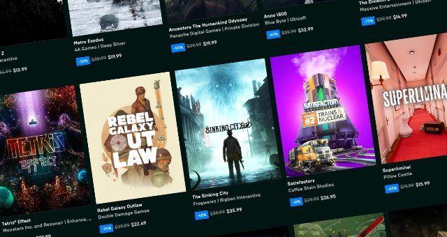 Epic Games Ağustos bedava oyunları neler? Epic Games indirimleri devam ediyor!