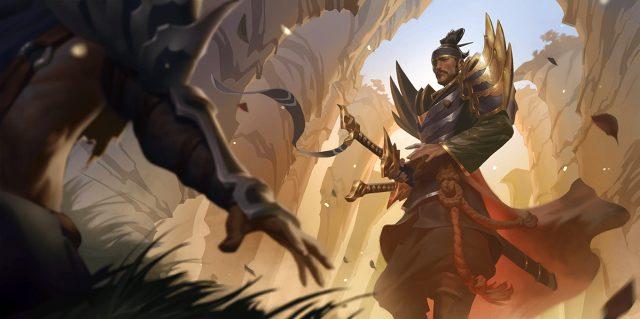 Yasuo ile tanıdığımız Yone şampiyonlar arasına katıldı! League of Legends Yone ile yeni bir hikayeye başlıyor