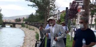 Rıfat Yıldız: Akademisyenler, Çoruh Nehri'nin geleceği için toplandı