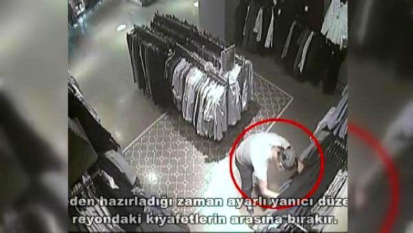 Altı iş yerinde peş peşe çıkan yangınların arkasından terör örgütü PKK/KCK çıktı