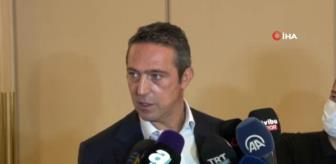 Ali Koç: Son Dakika: Ali Koç: 'Yabancı sınırlaması gelecek sezondan itibaren uygulanmalı'
