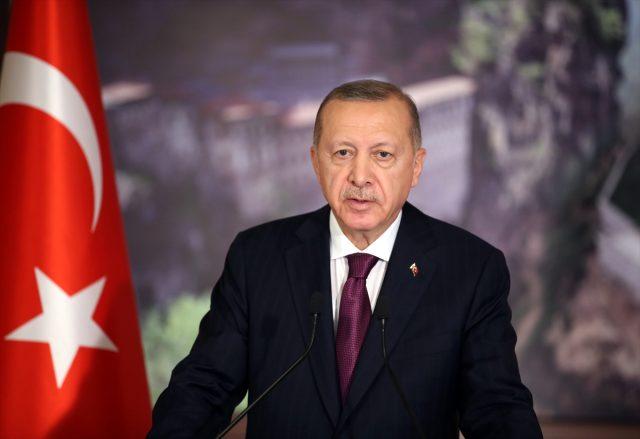 Cumhurbaşkanı Erdoğan, Sümela Manastırı 2. Etap ve Trabzon Ayasofya Camii'nin açılışını yaptı