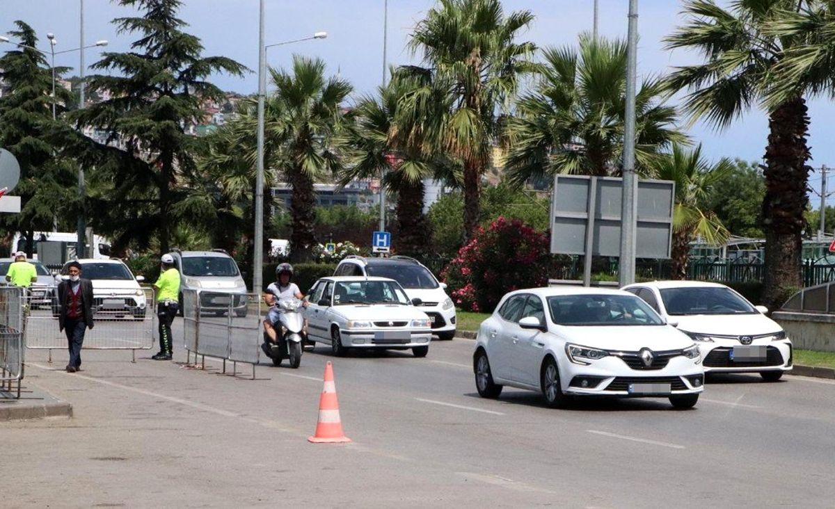 Samsun'da trafik sorununa 'akıllı' çözüm